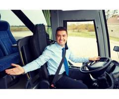 Водій міського автобусу